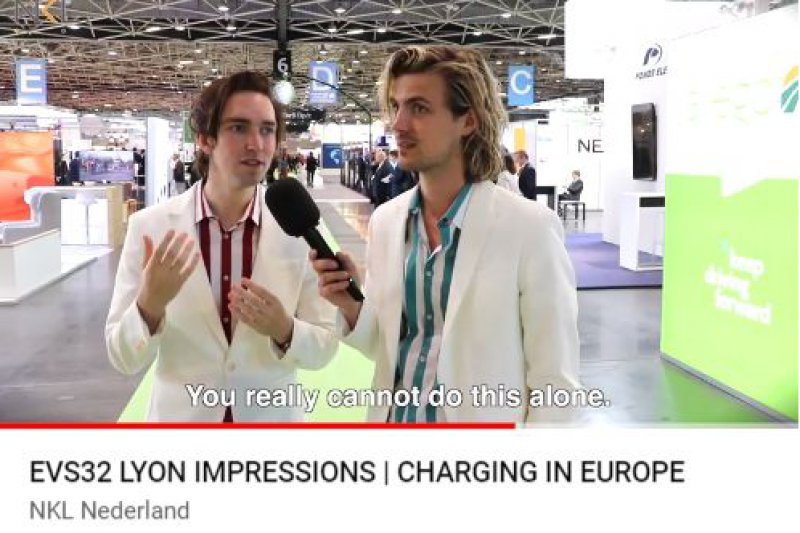 NKL vloggers look back on EVS32